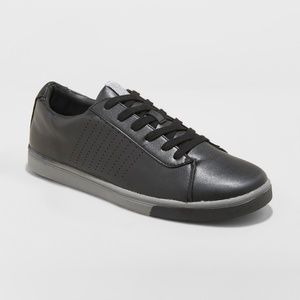Goodfellow & Co Mens Jared Black.Sneakers Size 10